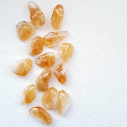 Citrine Tumble Stones