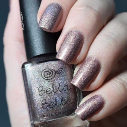 Bella Belle Latte Nail Polish