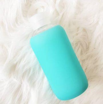 Water Bottle - Aqua