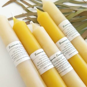 Product Spotlight -Beeswax Candles