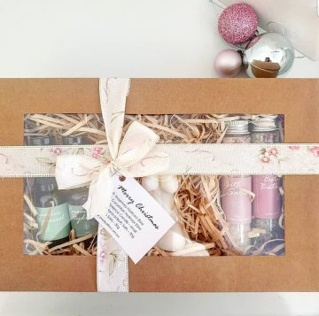 Christmas Gift Pack Skin Care Starter