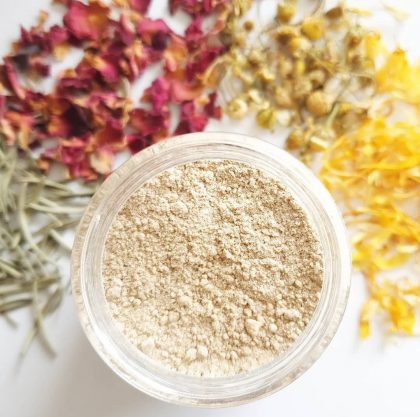 Botanical Face Scrub