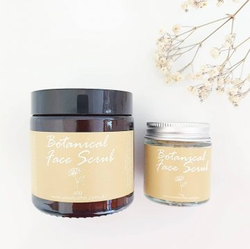 Botanical Face Scrubs